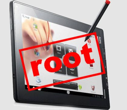 Root для Lenovo Thinkpad