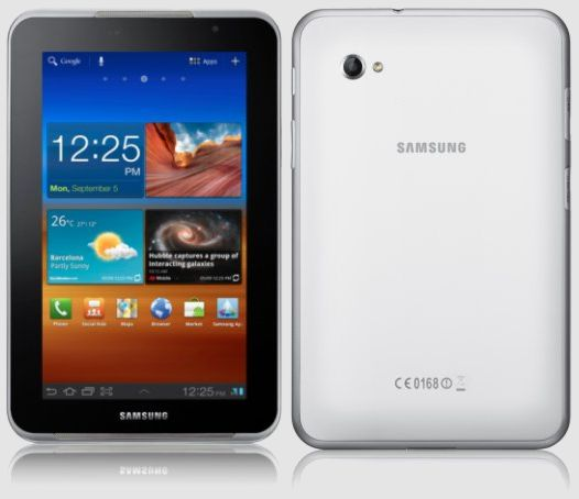 Galaxy Tab 7.0N Plus