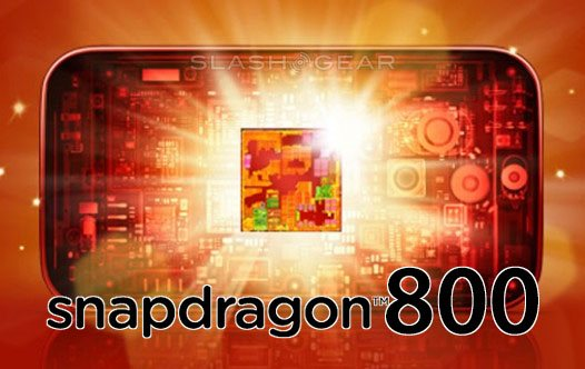 Qualcomm Snapdragon 800 и Qualcomm Snapdragon 600