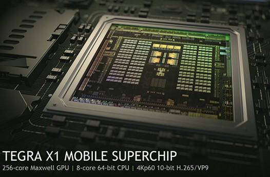 NVIDIA Tegra X1 замечен в тесте AnTuTu с отличным результатом в 75 000 баллов
