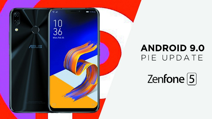 Обновление Android 9.0 Pie для Asus Zenfone 5 (ZE620KL) выпущено