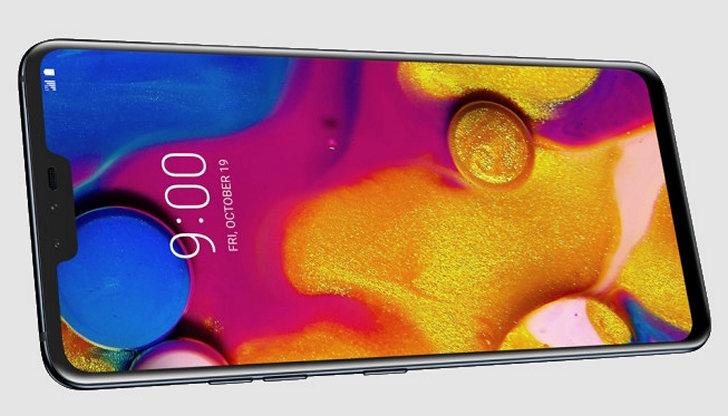 Складывающийся смартфон LG Electronics будет представлен на выставке MWC 2019