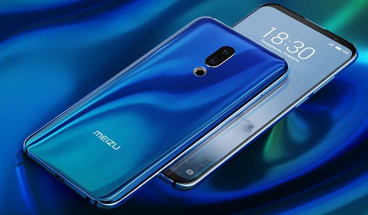 Meizu 16T. Игровой смартфон с процессором Snapdragon 855 на борту готовится к выпуску