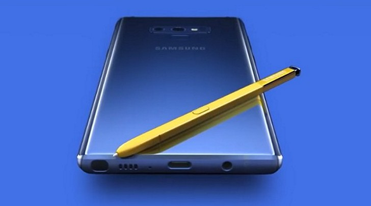 Обновление Android 9.0 Pie для Samsung Galaxy Note 9 выпущено и уже начало поступать на смартфоны в некоторых регионах