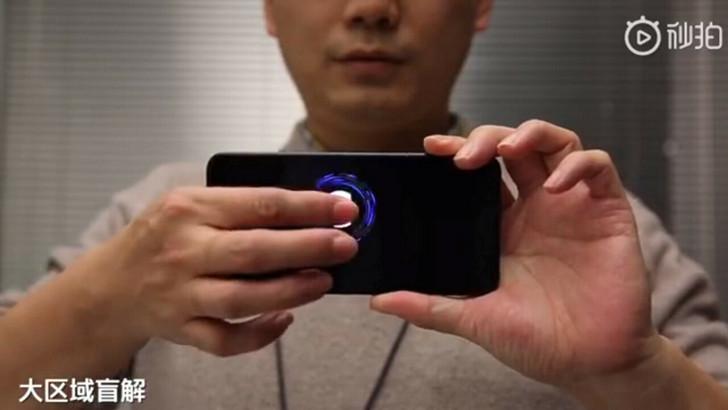 Сканер отпечатков пальцев на всю площадь экрана вскоре появится в смартфонах Xiaomi