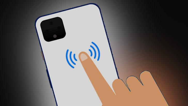 Android 12 получит возможность управлять смартфонами двойным постукиванием по задней панели корпуса