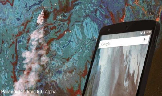 Кастомные Android прошивки. Paranoid Android 5.0 Alpha на базе Android Lollipop выпущен