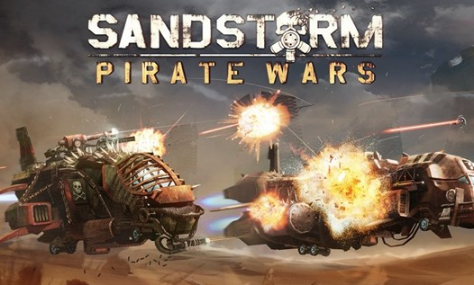 Игры для мобильных. Sandstorm Pirate Wars — попытайся выжить в пиратских войнах постапокалипсиса