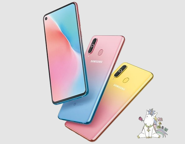 Samsung Galaxy A8s Unicorn Edition. Смартфон среднего уровня по цене около $410