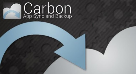 Программы для Android. Carbon – App Sync and Backup