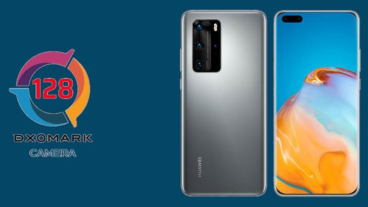 Huawei P40 Pro стал новым лидером рейтинга на качество фото и видеосъемки по версии DxOMark