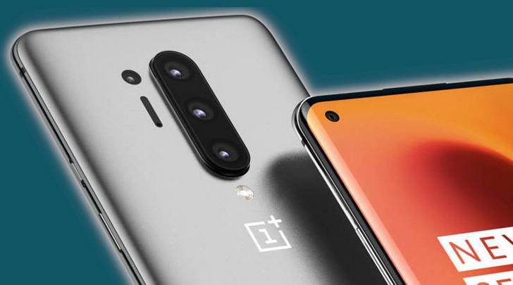 OnePlus 8 и OnePlus 8 Pro. Производитель объявил, что смартфоны оснастят процессором Snapdragon 865, 5G модемом, скоростной оперативной и встроенной памятью