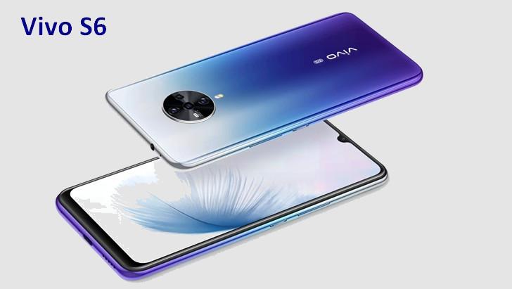 Vivo S6. Смартфон среднего уровня на базе чипа Samsung Exynos 980 с 5G модемом на борту за $380 и выше