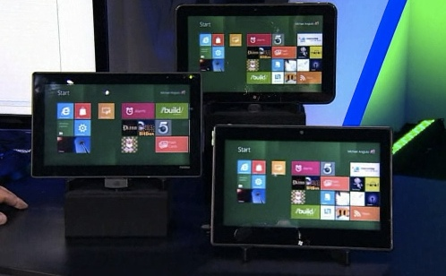 Windows 8 планшеты