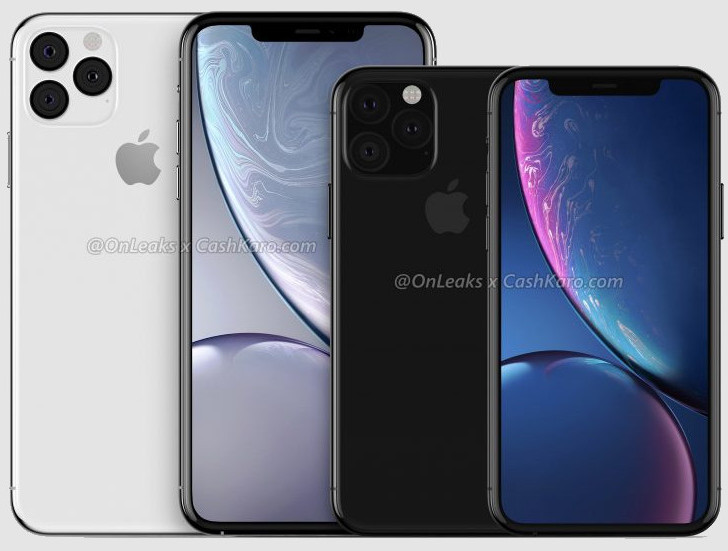 iPhone XI  iPhone XI Max