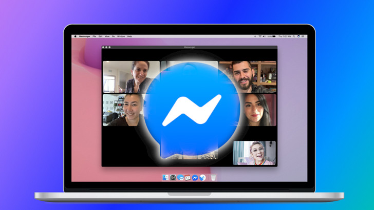 Facebook Messenger для Windows и macOS выпущен