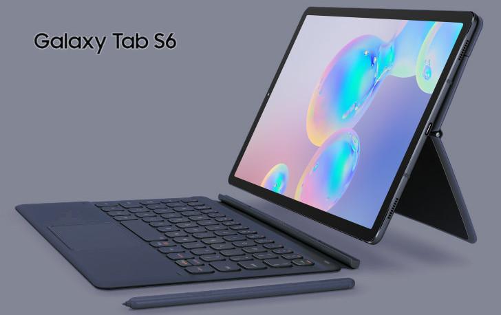 Samsung Galaxy Tab S6. Обновление Android 10 для этой модели выпущено и уже начало поступать на планшеты