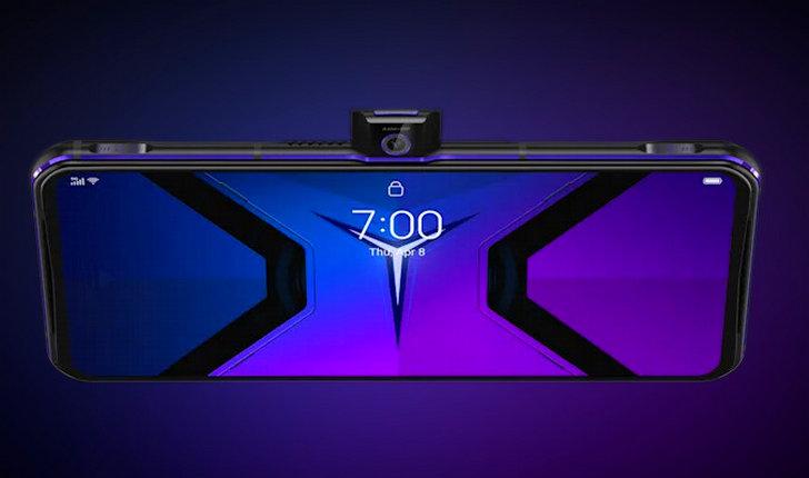 Lenovo Legion Phone Duel 2. Игровой смартфон с мощной начинкой получивший 18 ГБ ОЗУ в максимальной комплектации и выдвижную селфи-камеру