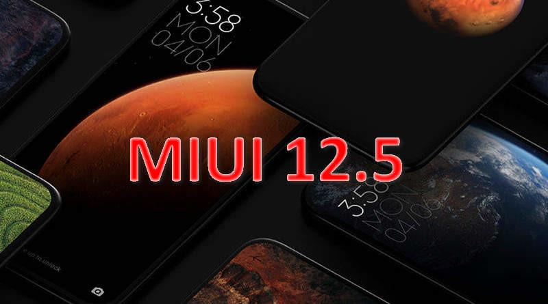 Xiaomi Mi 8, Xiaomi MIX 3 и Xiaomi MIX 2S тоже получат MIUI 12.5