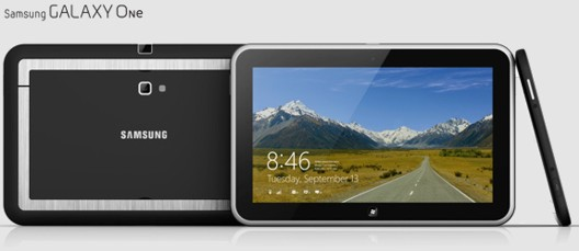 Windows 8 планшет Samsung Galaxy One