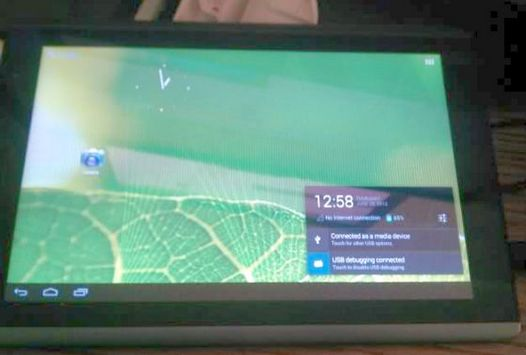 Прошивка Android 4.1 для Acer Iconia Tab A500