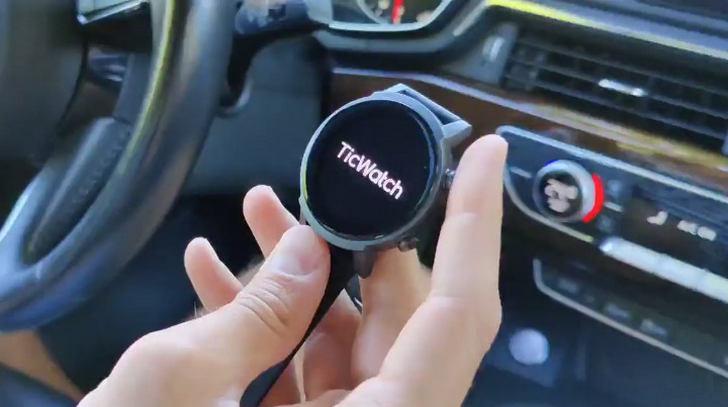 Mobvoi TicWatch E3. Недорогие умные часы с процессором Snapdragon Wear 4100 и NFC модулем представят 16 июня