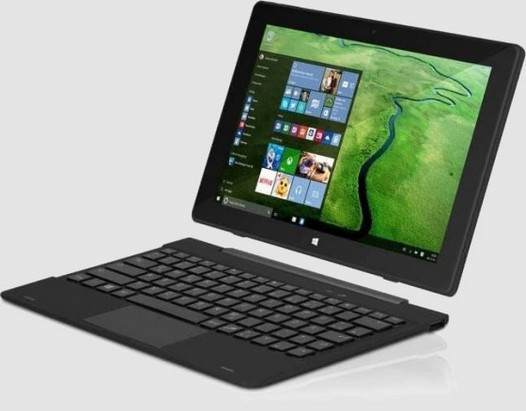TrekStor SurfTab Twin. Десятидюймовый Windows 10 трансформер за 259 евро