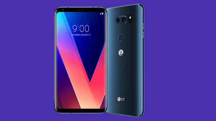 Обновление Android 9.0 Pie для LG V30 на подходе: бета версия доступна для скачивания и установки