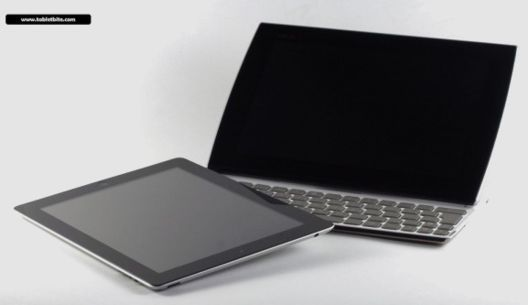 Apple iPad2 и Asus Eee Pad Slider