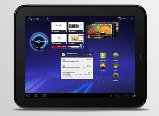 Android 4.1 для HP Touch Pad