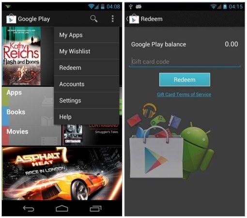 Новые возможности Google Play Market