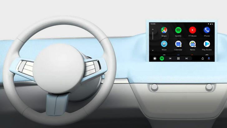 В Android Auto улучшена интеграция с календарем и управление настройками