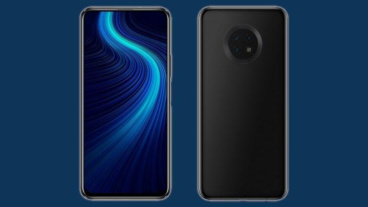 Huawei Enjoy 20 Plus. Еще один смартфон с выдвижной селфи-камерой на подходе