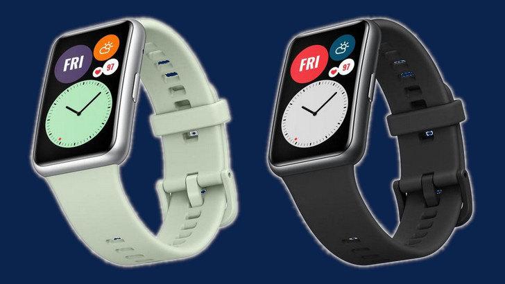 Watch Fit. Цена, изображения и характеристики новых умных часов Huawei просочились в сеть