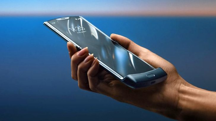 Motorola RAZR 5G (Motorola RAZR 2 5G). Дата дебюта нового смартфона-раскладушки официально объявлена