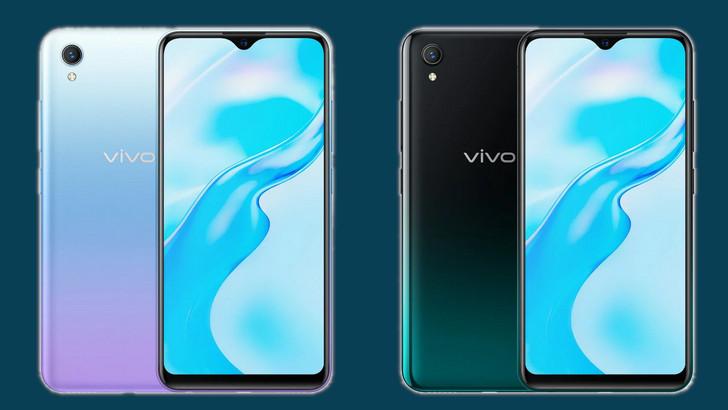 Vivo Y1s. Еще один недорогой смартфон появился на рынке. Процессор Helio P35, дисплей с размером 6,22 дюйма и одиночная камера за $109
