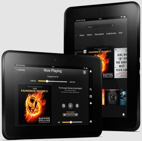 Установить Google Play Маркет на Kindle Fire HD