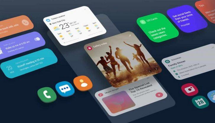 После обновления до One UI 4.0 смартфоны Samsung будут поддерживать наборы иконок из Play Маркет