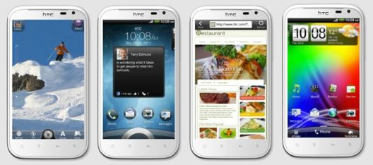 Прошивки Android 4 Ice Cream Sandwich для HTC
