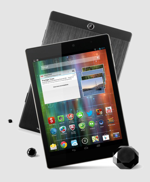 Prestigio MultiPad Diamond
