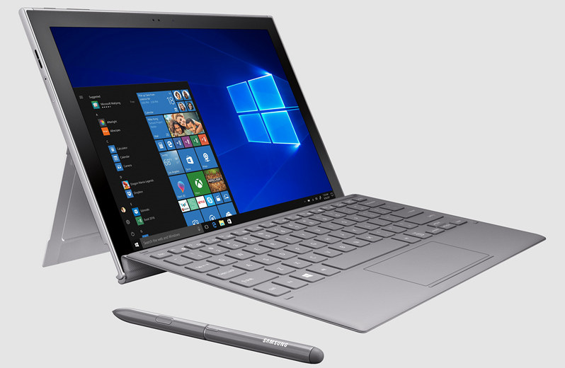 Samsung Galaxy Book 2. Windows планшет с процессором Qualcomm Snapdragon 850 на борту