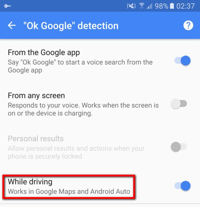 Скачать APK файл Android Auto с поддержкой голосового управления с помощью команд «Окей Гугл»