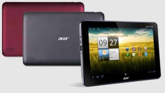 Android планшет Acer Iconia Tab A200