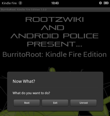 root для Kindle Fire