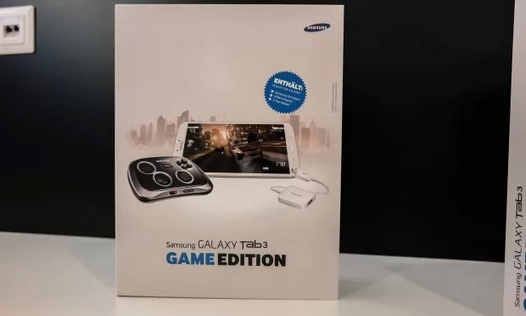 Samsung Galaxy Tab 3 Game Edition будет поставляться с геймпадом Smartphone GamePad