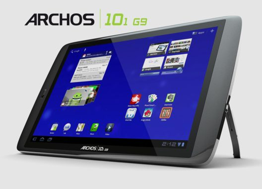 Android планшет Archos 101 G0