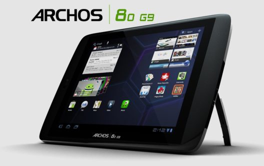 Android планшет Archos 80 G9